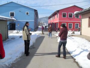 Emmaus Bristol Companions visit Emmaus Bosnia