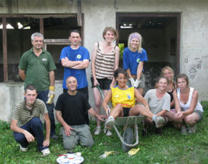 Emmaus Bristol Volunteers